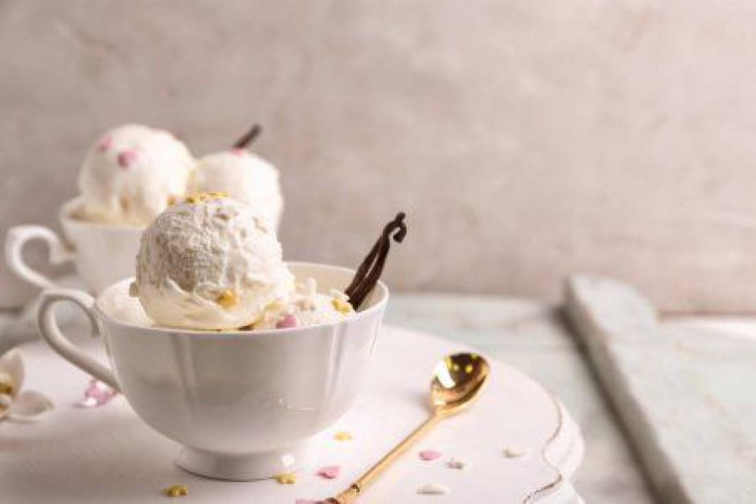 Как приготовить ванильное мороженое: Простой рецепт
