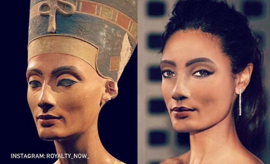 Как бы выглядела Нефертити сегодня?
