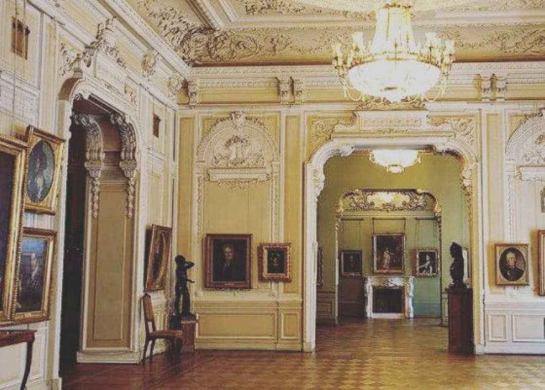 Национальный музей Киевская картинная галерея