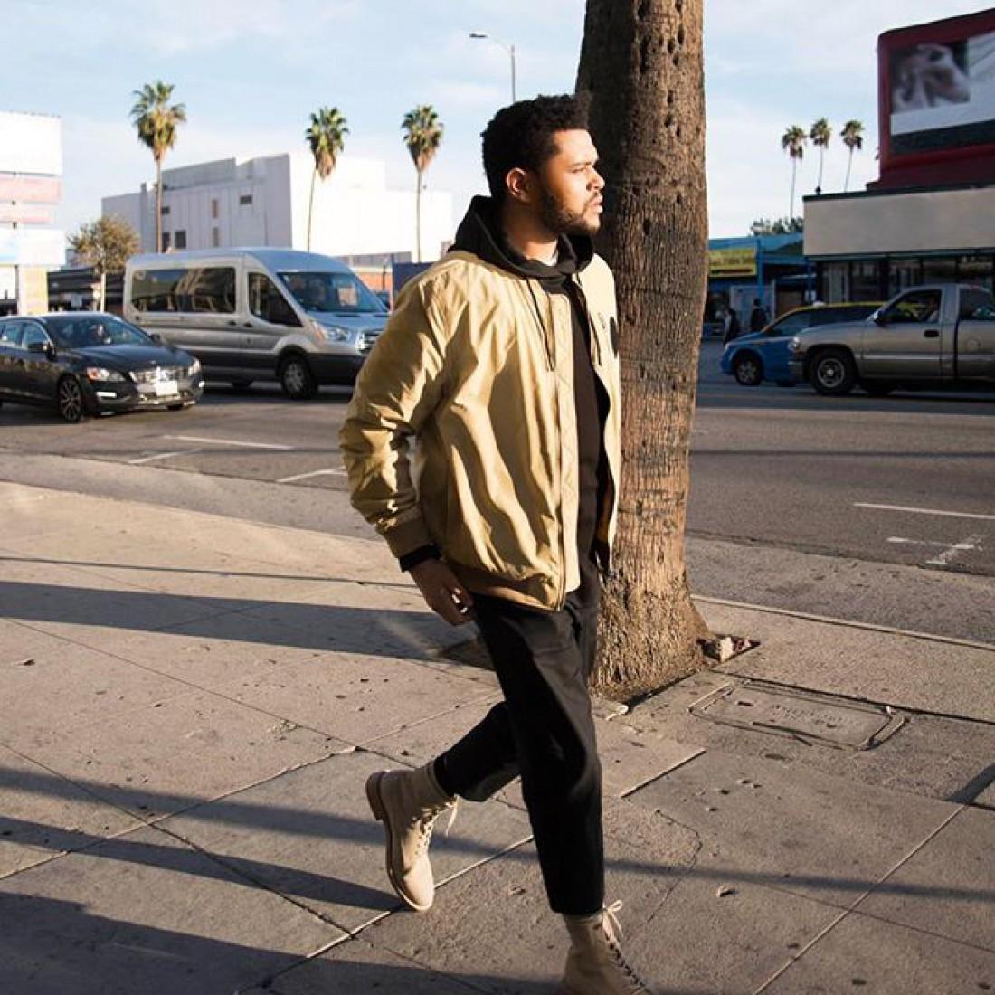 The Weeknd попробует свои силы в дизайне одежды