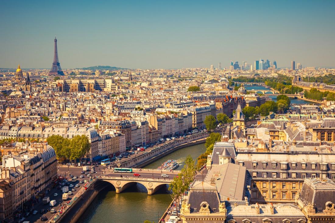 Евро 2016: Париж