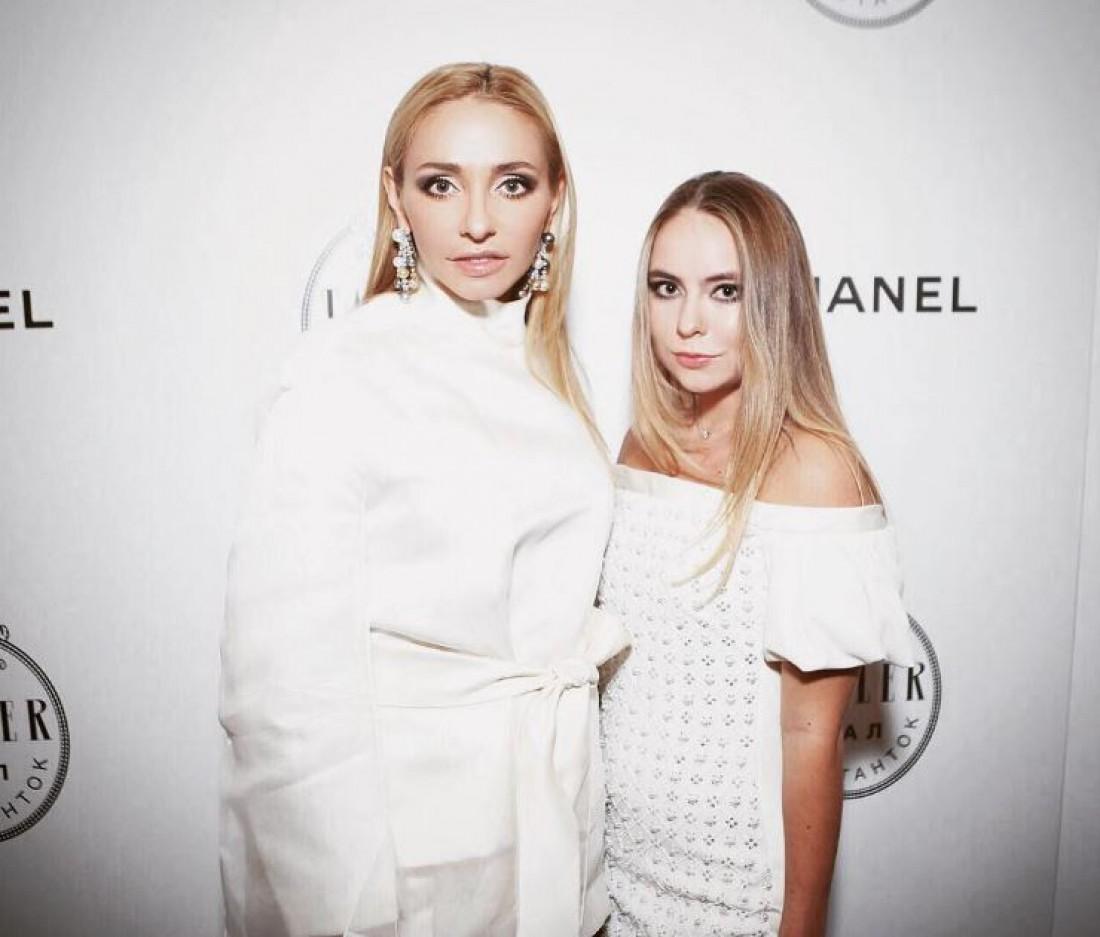 Татьяна Навка и Саша Жулина