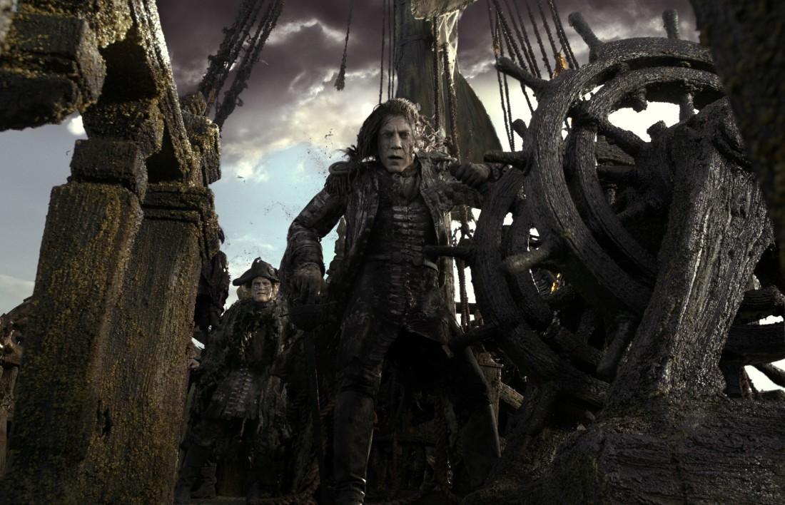 Пираты Карибского моря: Месть Салазара – Хавьер Бардем