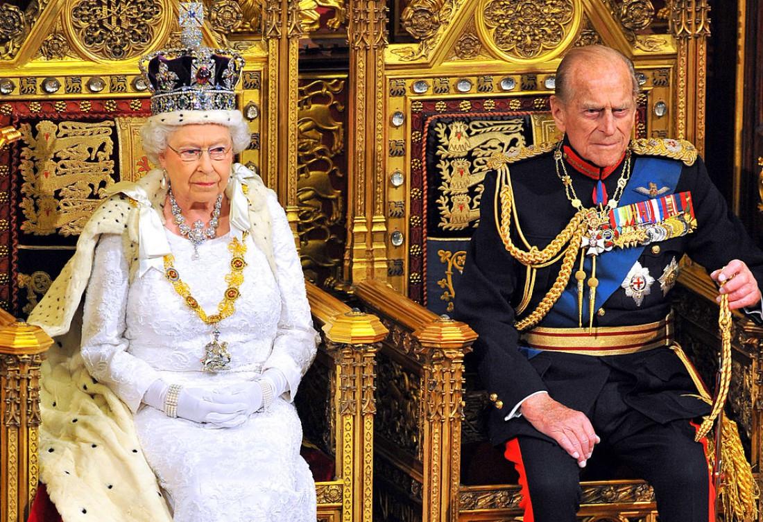 Супруг Елизаветы ІІ прекратит участие вофициальных мероприятиях