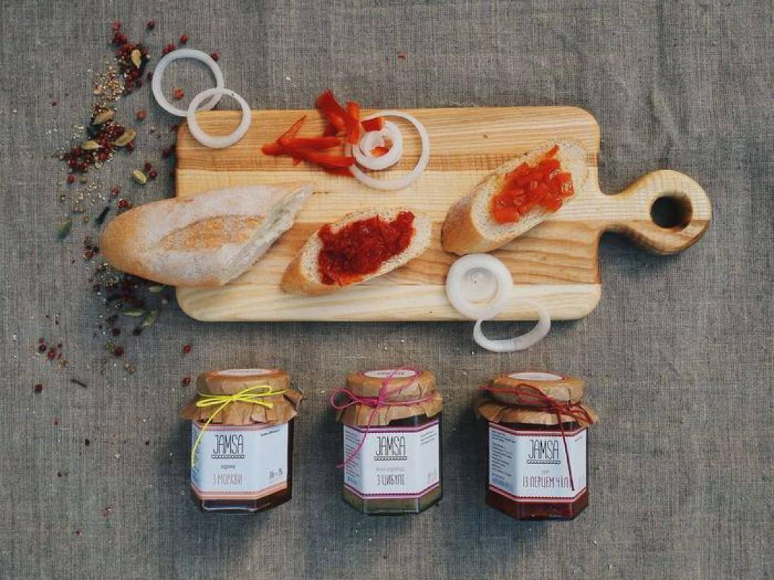 Острые соусы от украинских брендов