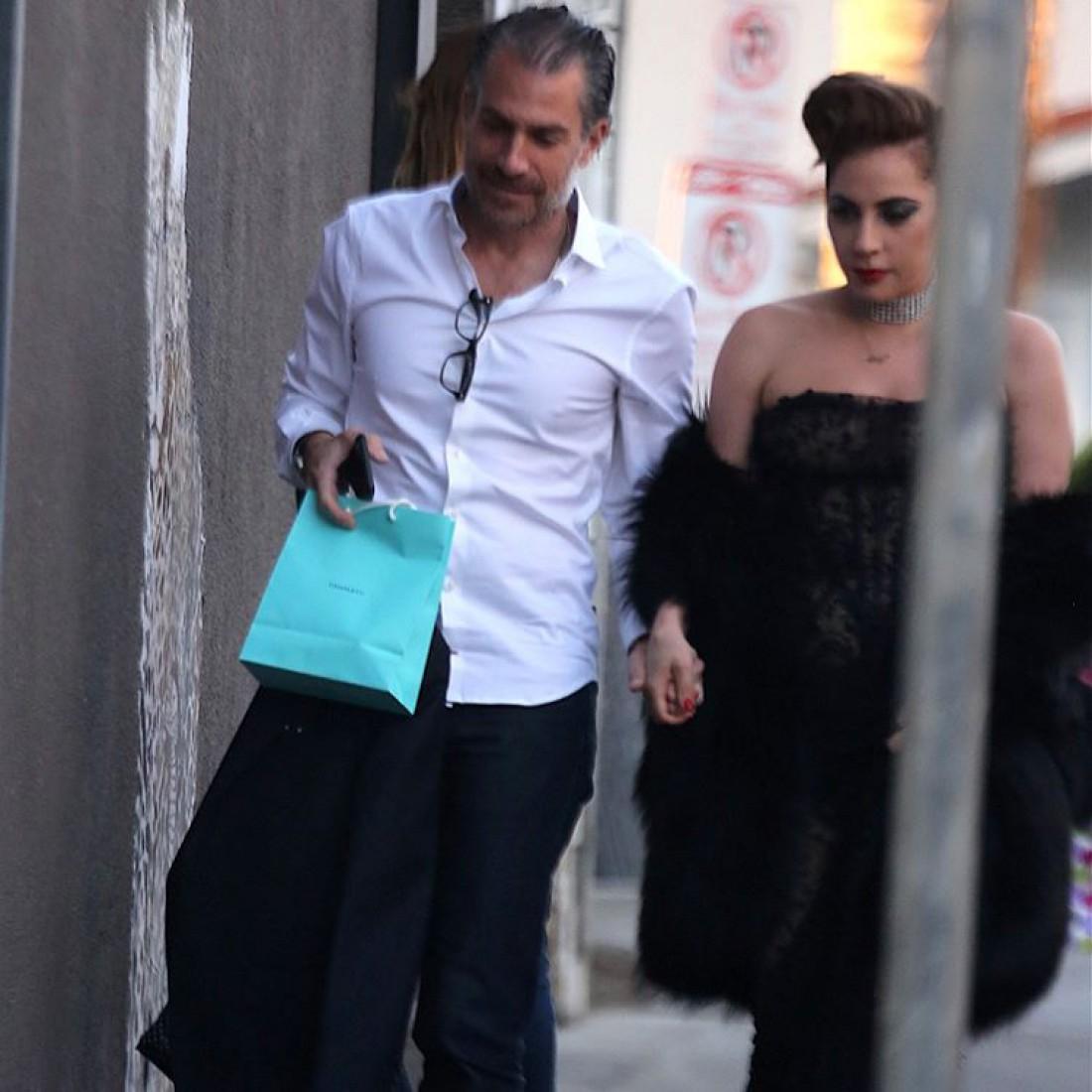 Кристиан Карино и Lady Gaga