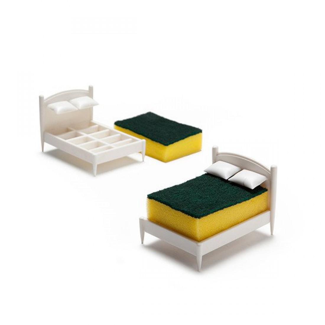 Подставка для губки в виде кровати