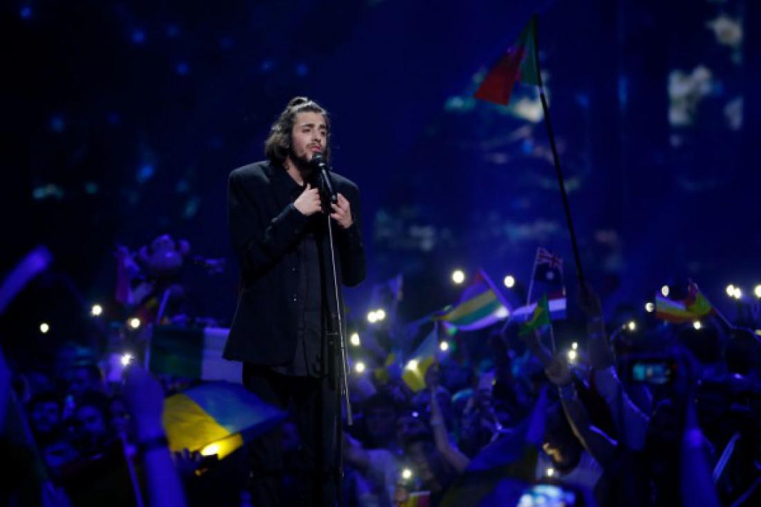 Победитель Евровидения 2017 – Португалися (Салвадор Собрал)