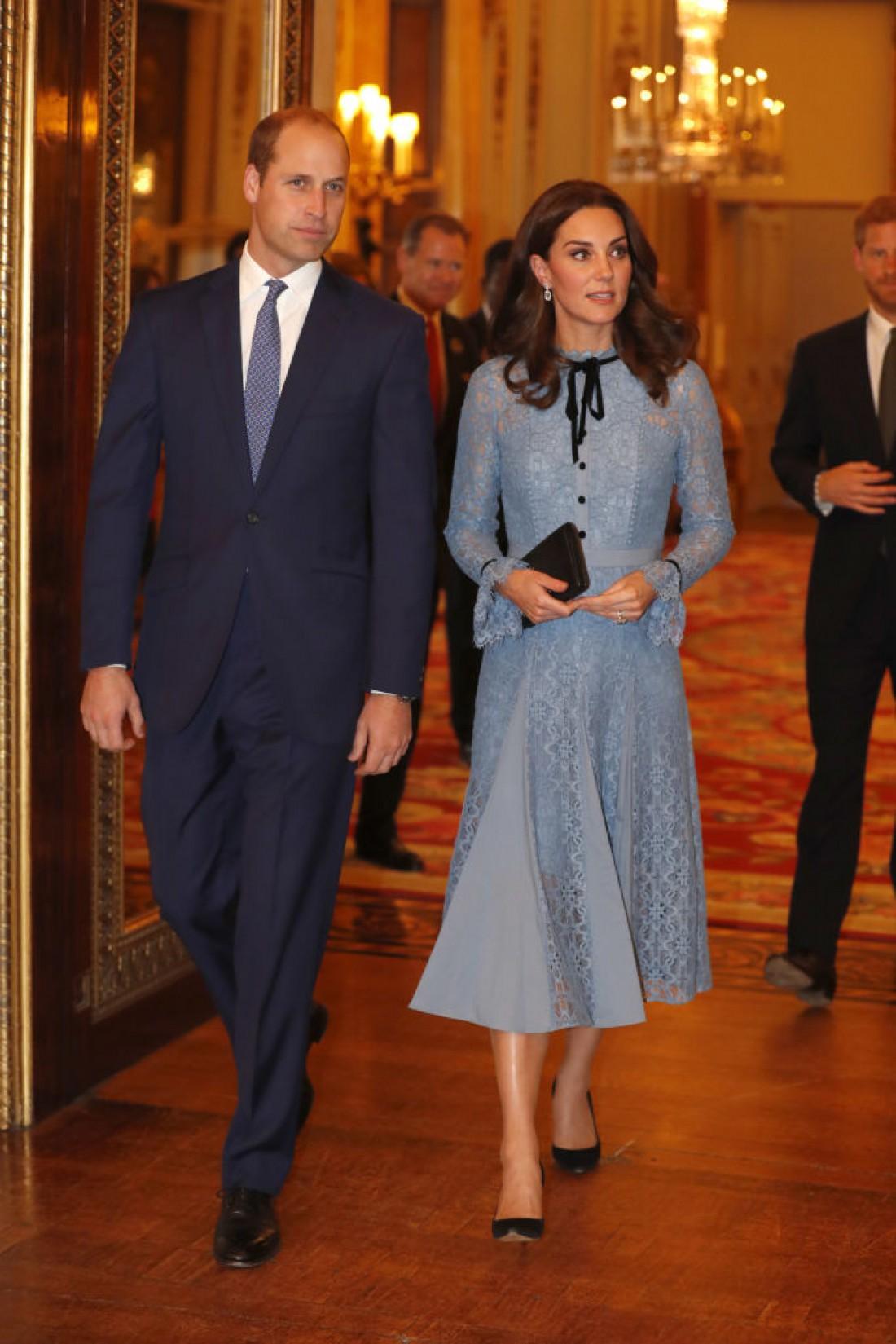 Принц Уильям и Кейт Мидллтон