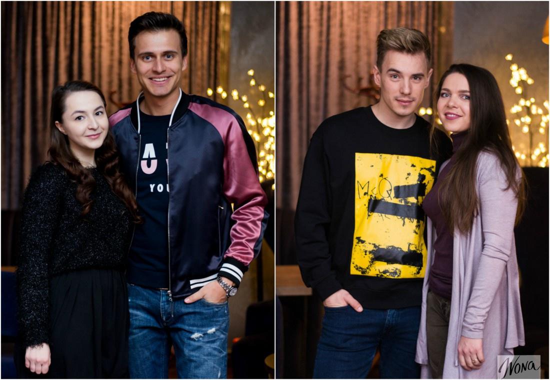 Александр Скичко с Марией
