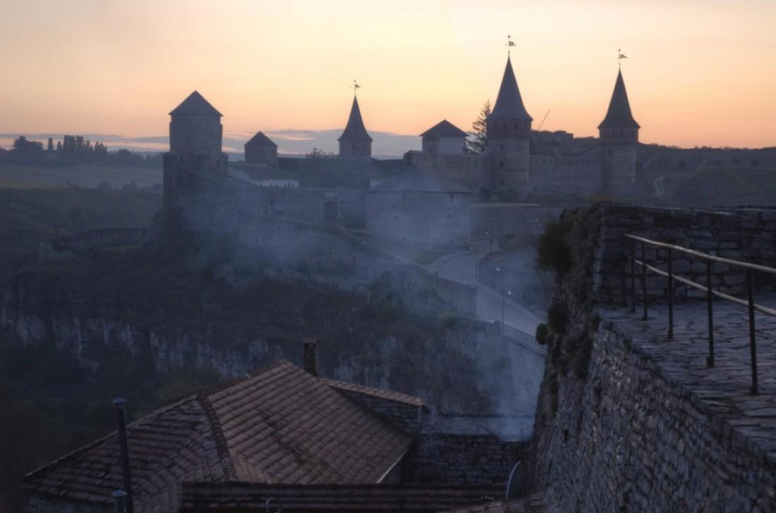 Замок в Каменце-Подольском Полный