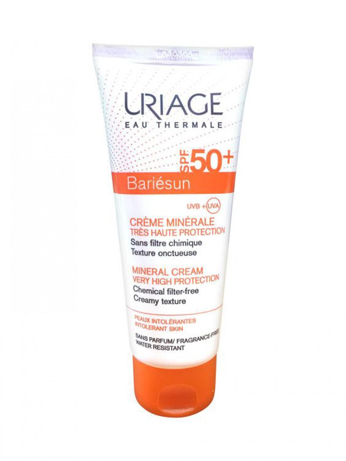 Uriage Bariésun Crème Minérale SPF 50+