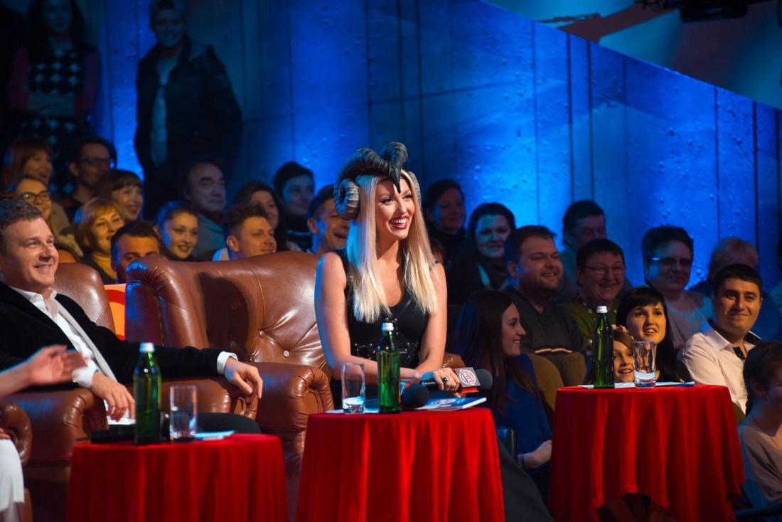 Седьмым членом жюри нового сезона Лиги смеха стала Ольга Полякова