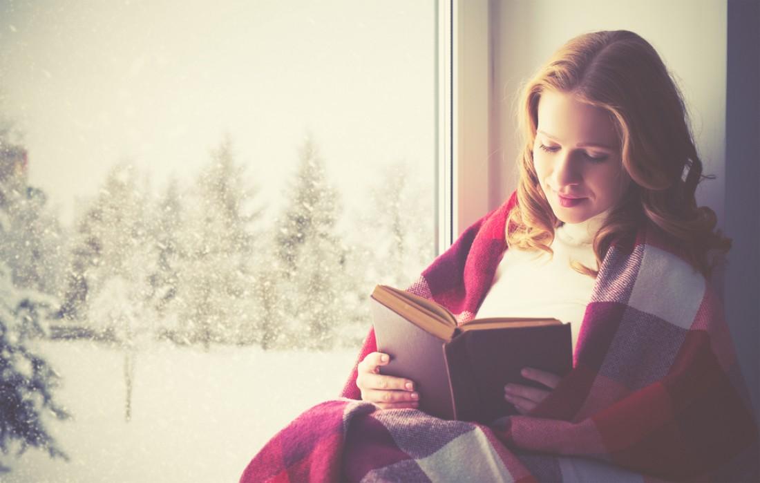 Книга - хороший подарок на Новый год