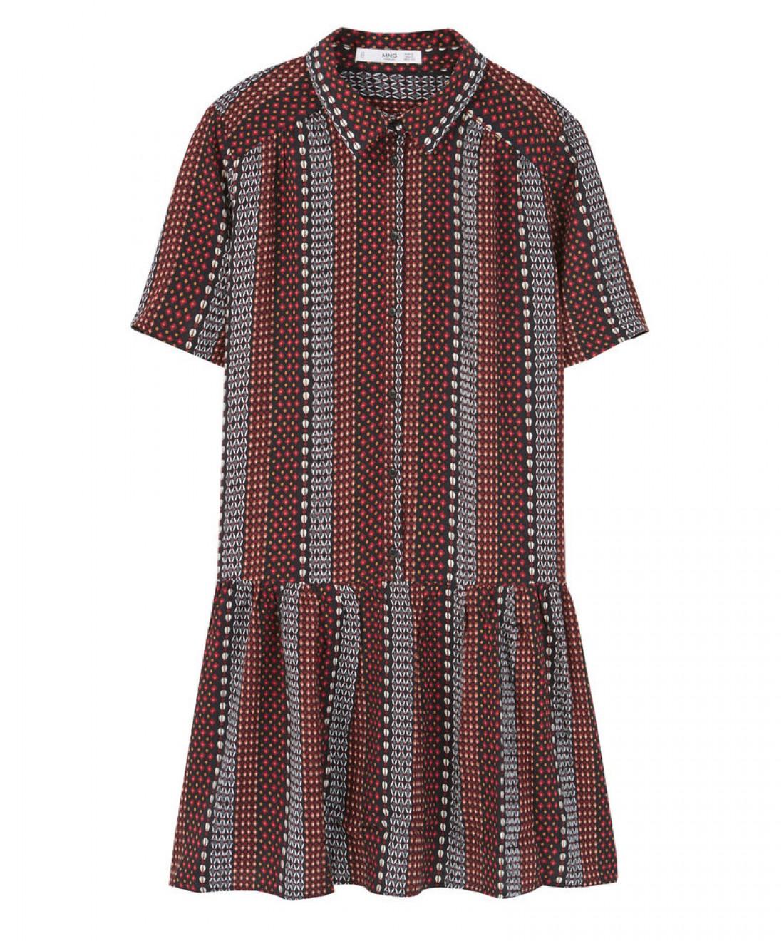 Платье с заниженной талией: вариант № 3