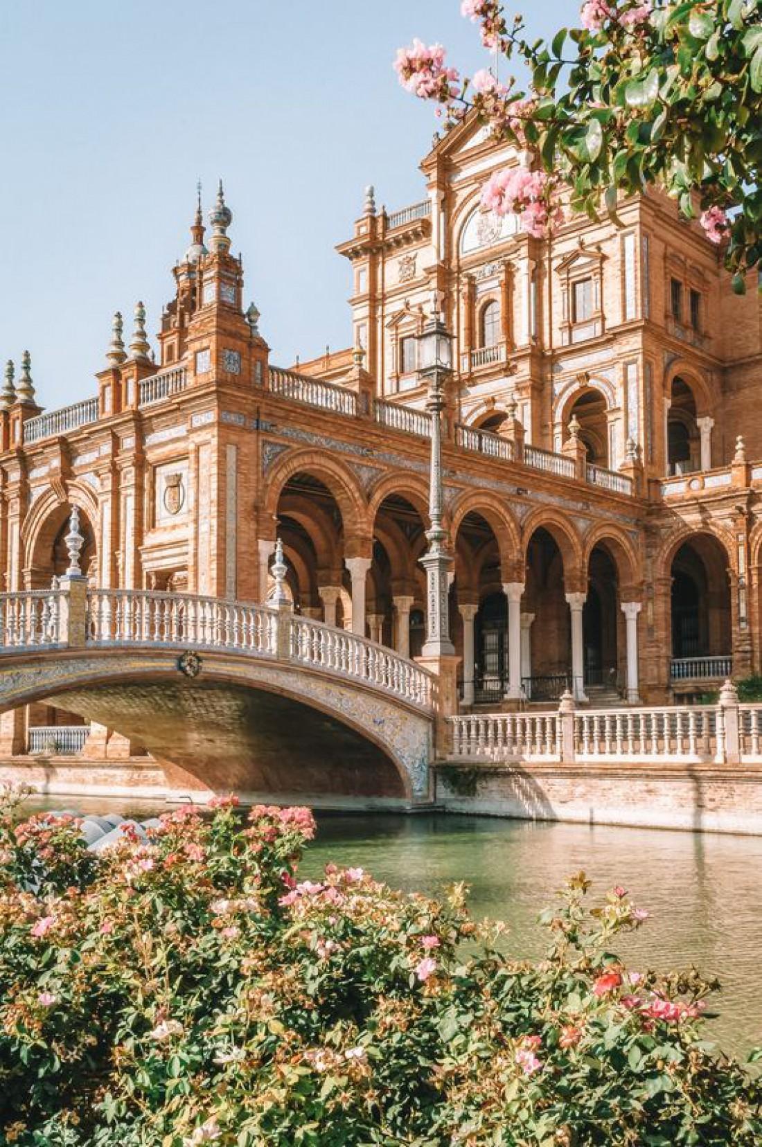 Манящее волшебство зажигательной Испании: Лучшие туристические места