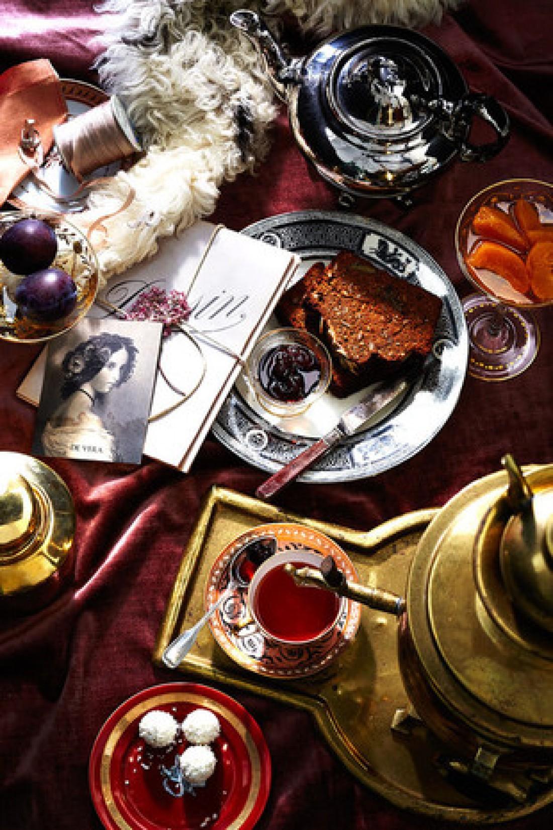 Чайные традиции: Россия и Украина