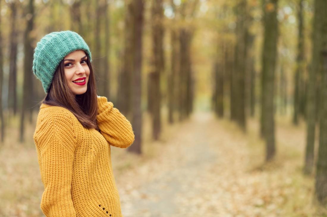 Поддерживай фигуру в тонусе даже осенью