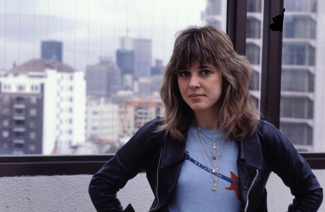 Сьюзи Кватро (1982 год)