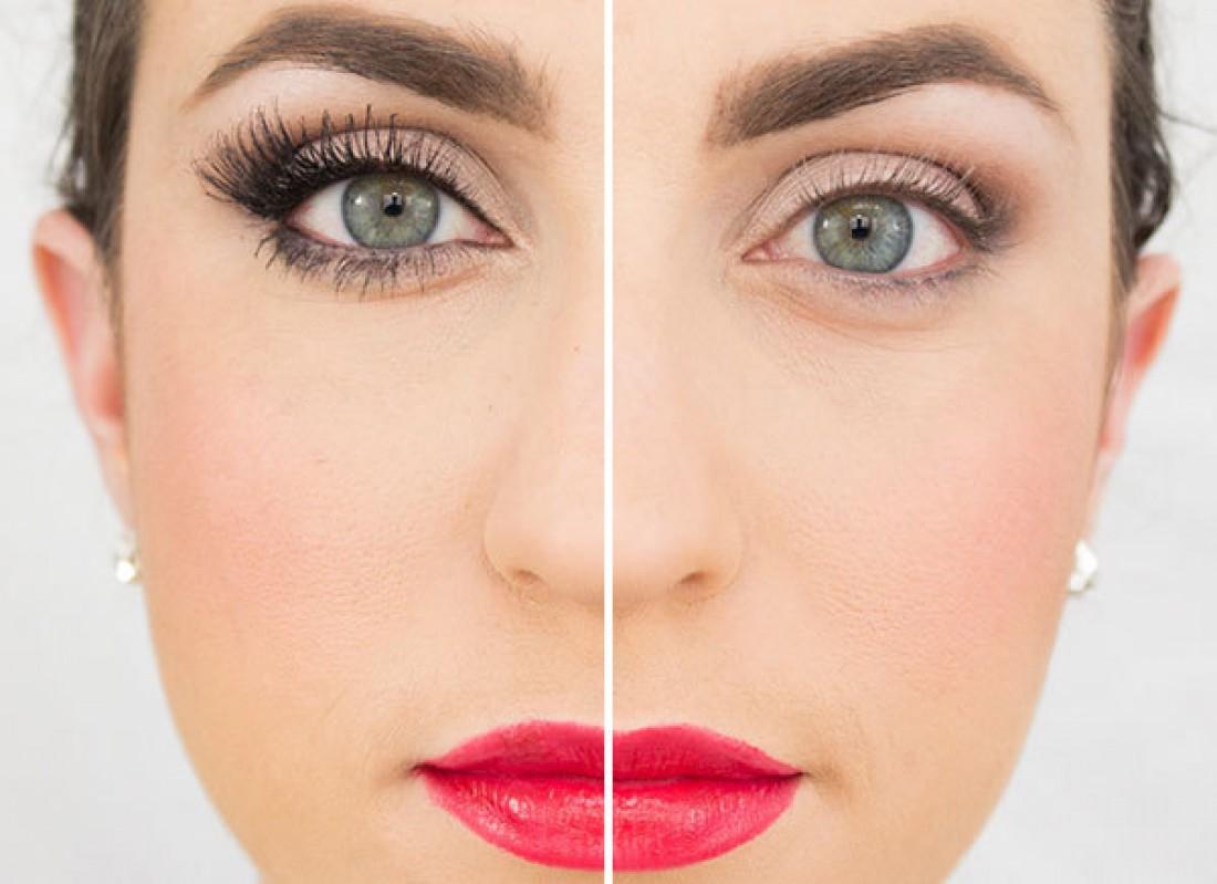Как сделать макияж глаз и сделать их большими