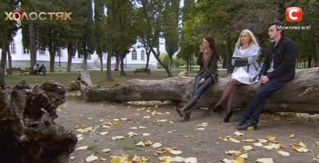 Холостяк 6 сезон 10 выпуск: Наташа, Снежана и друг Иракли Тимур