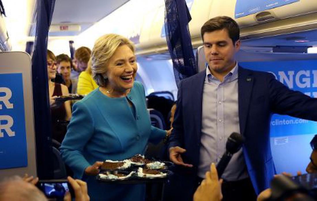 День рождения Хиллари Клинтон
