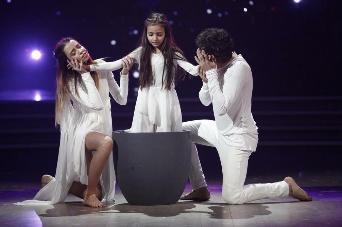Танці з зірками 2017: Надя Дорофеева и Женя Кот