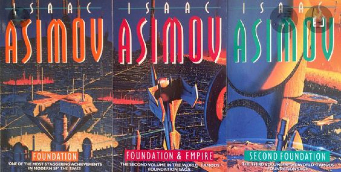 Подборка книг от Илона Маска: Серия романов