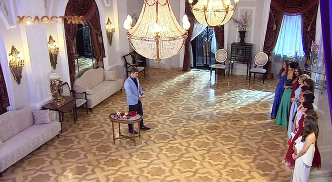 Холостяк 7 сезон 3 выпуск: Церемония роз