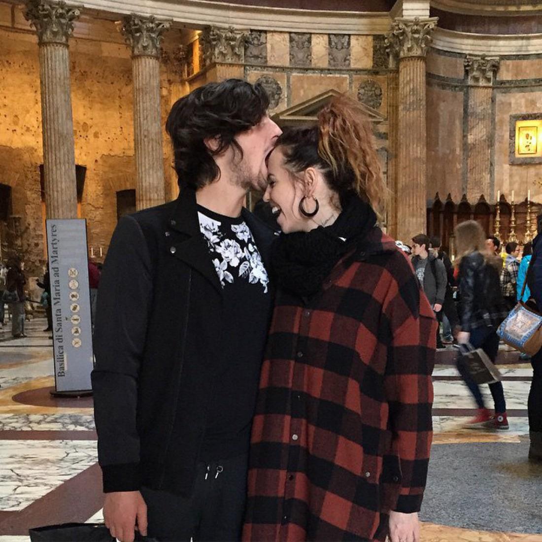 Пара познакомилась в 2012 году