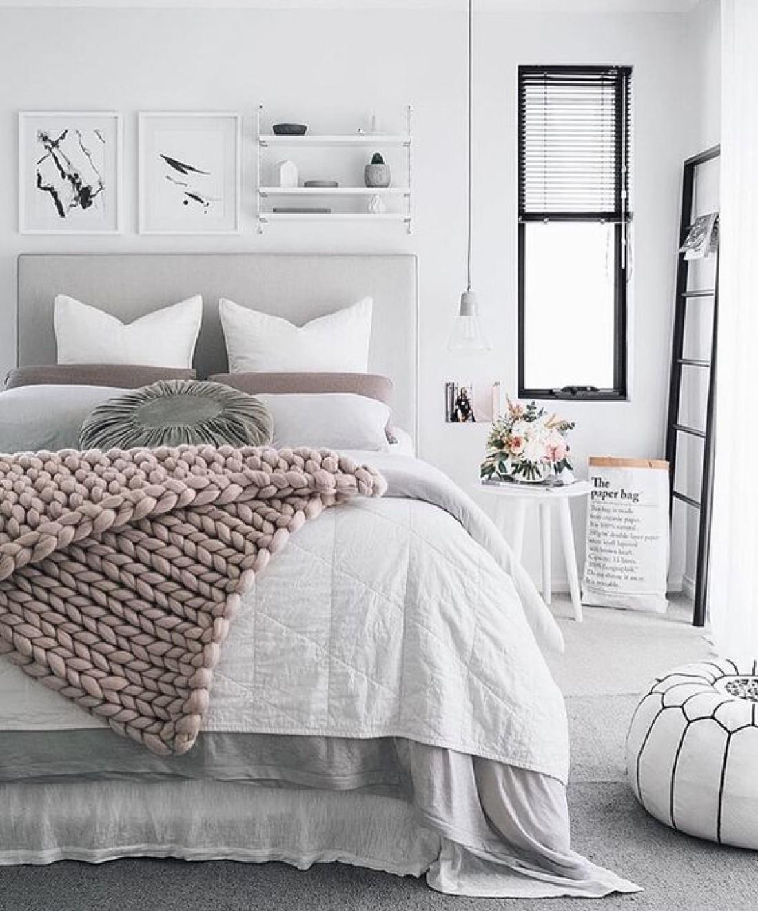 Застеленная постель