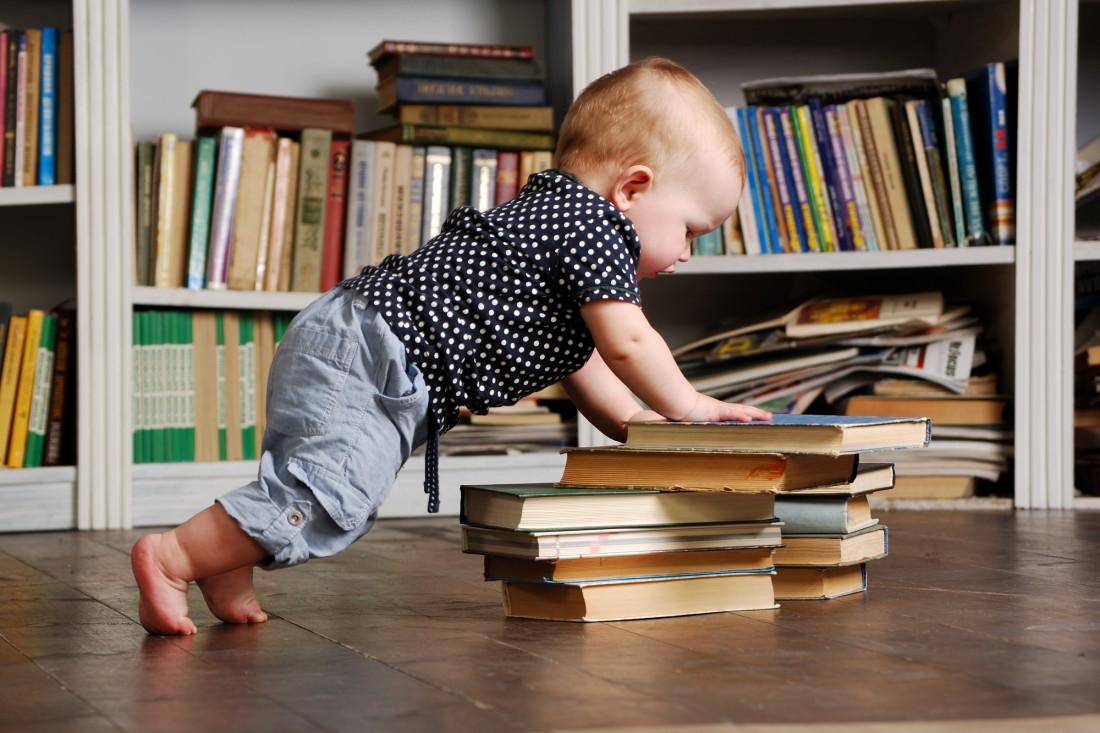 Изучи книжные пристрастия малыша