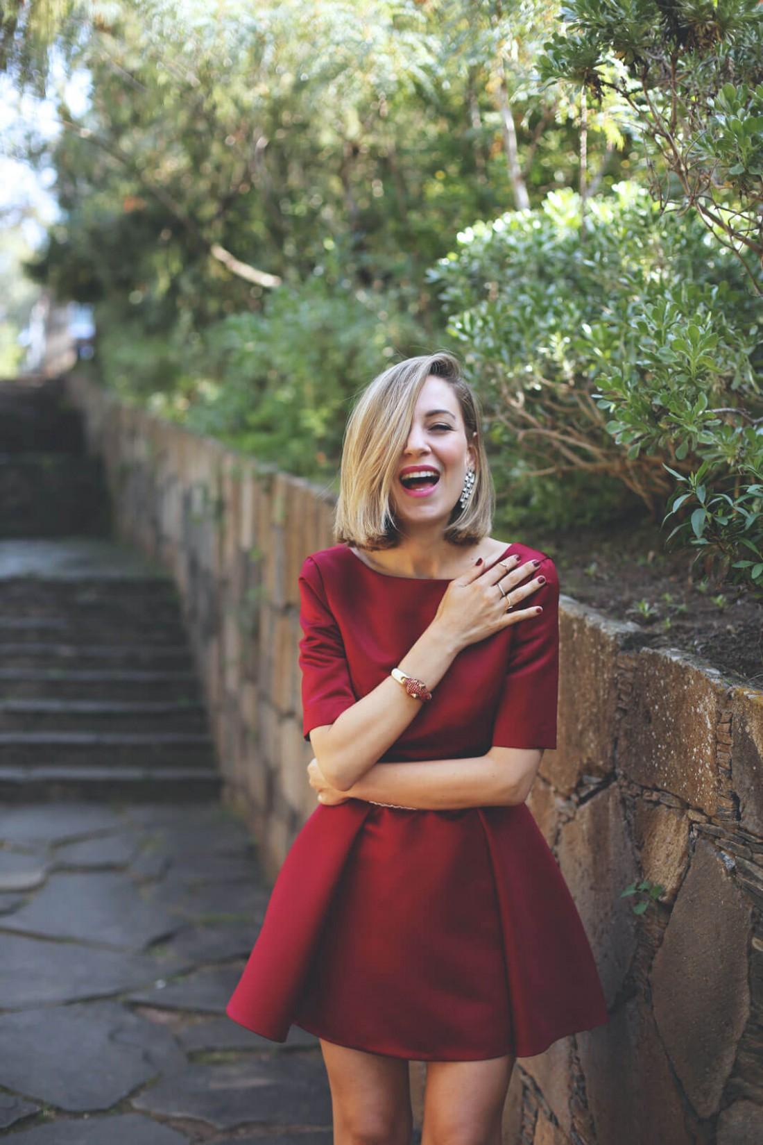 Что надеть на Новый год 2017: красные платья из киевских магазинов