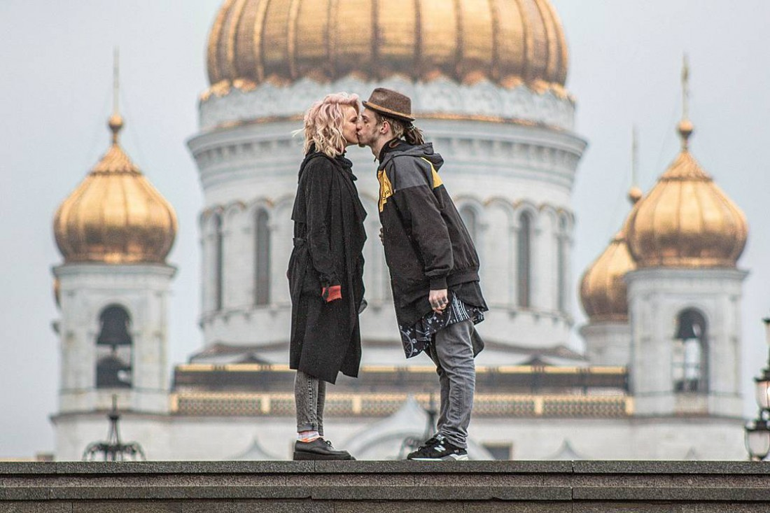 Ирина Тонева с мужем