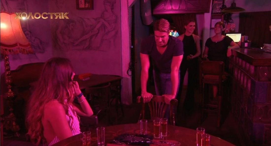 Холостяк 7 сезон 3 выпуск: Юля и Лера на свидании с Дмитрием в Мазохе
