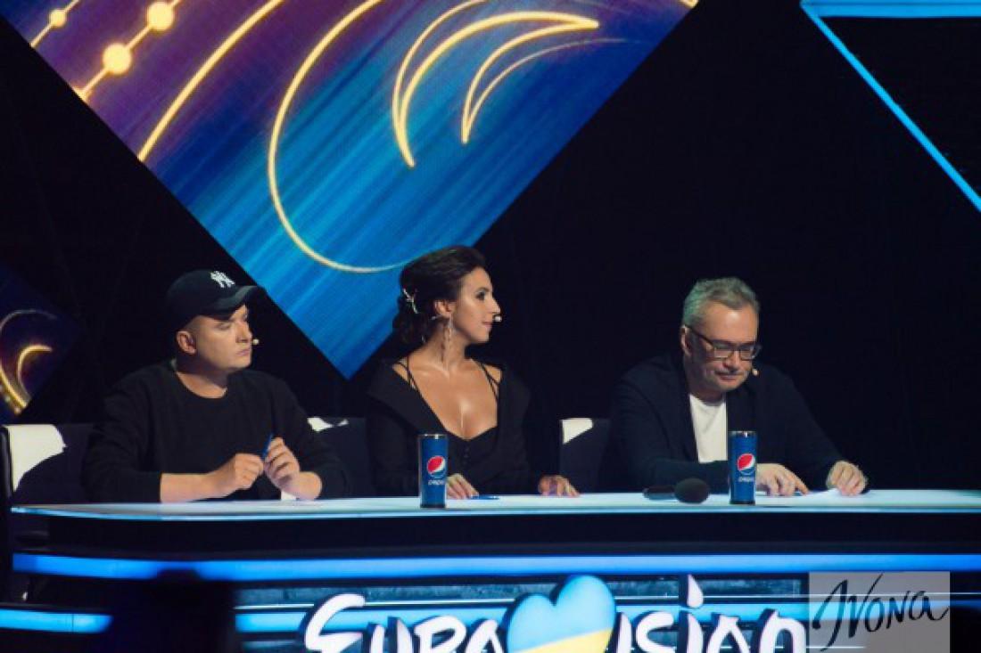Отбор на Еввровидение 2017 Украина: Андрей Данилко, Джамала, Константин Меладзе