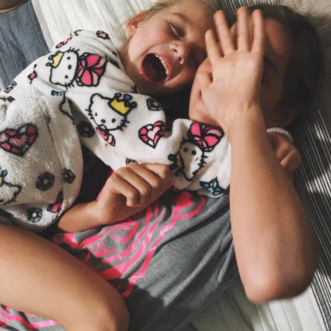 Дети Седоковой – Моника и Алина