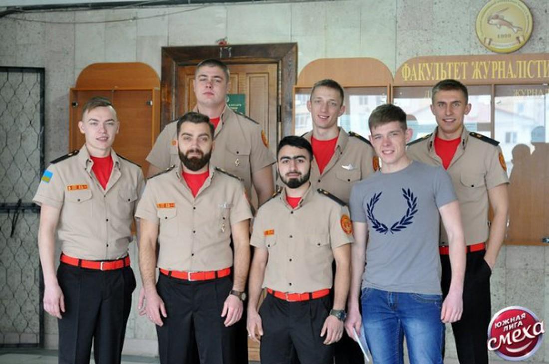 Команда Украинские спасатели