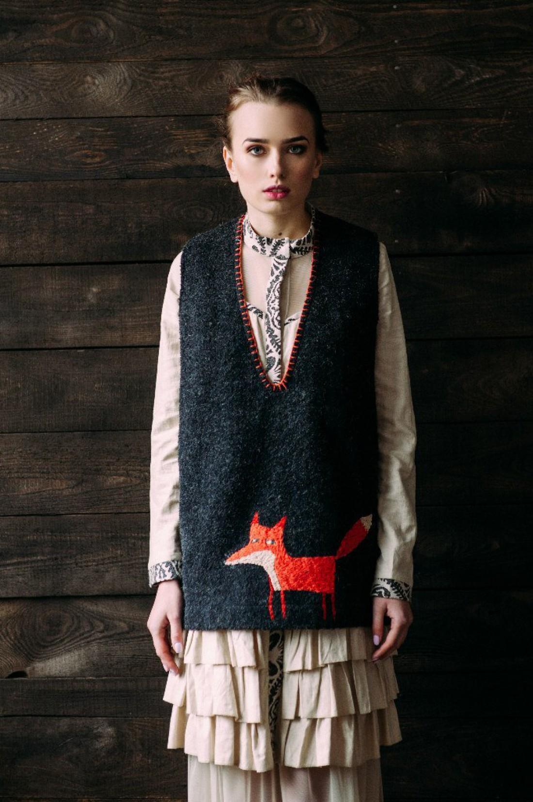 Одяг Kateryna Tymochko створений для жінки з великої літери