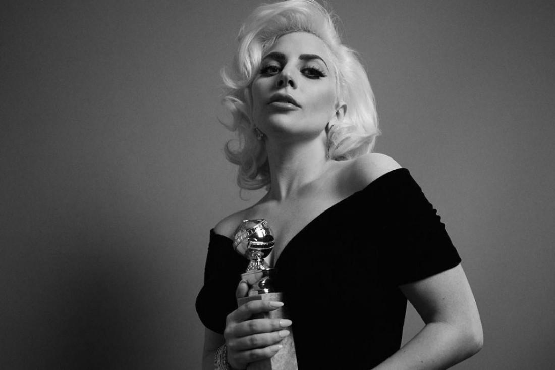 Певица Lady Gaga стала лучшей актрисой в телефильме