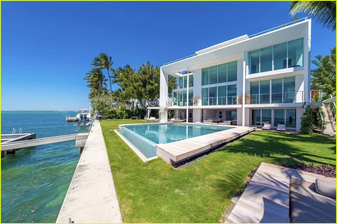 Дом Лионеля Месси в Майами