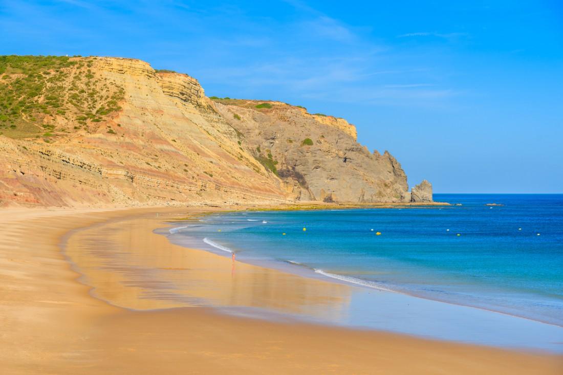 Praia da Salema, Португалия