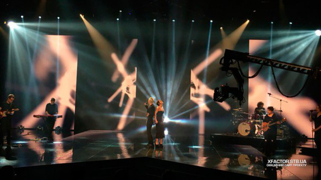 Х-фактор 6 сезон финал: Костя Бочаров и Джамала