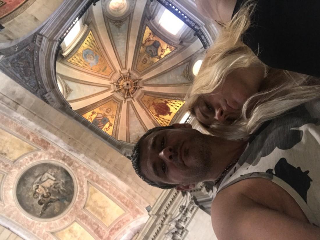 Тоня Матвиенко и Арсен Мирзоян отдохнули в Португалии