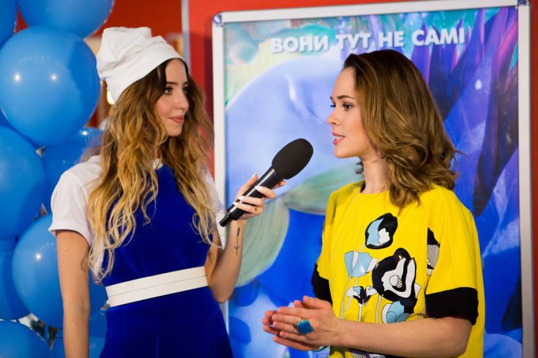 Надя Дорофеєва та Юлія Саніна
