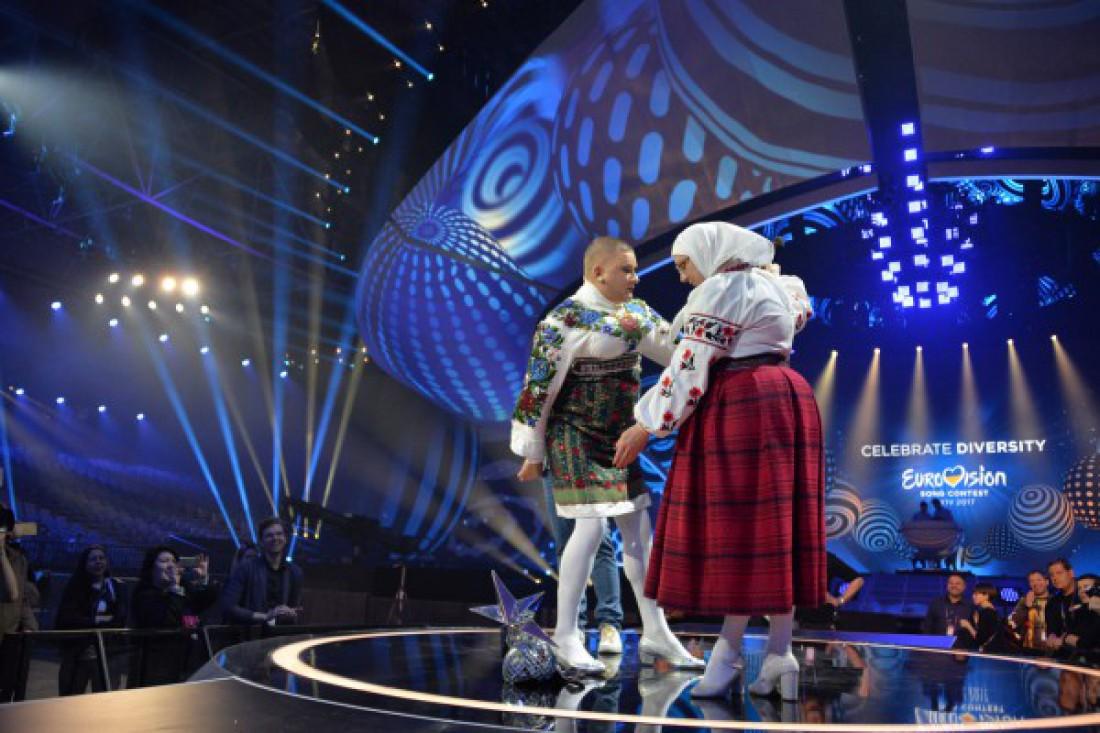 Финал Евровидения 2017: Верка Сердючка