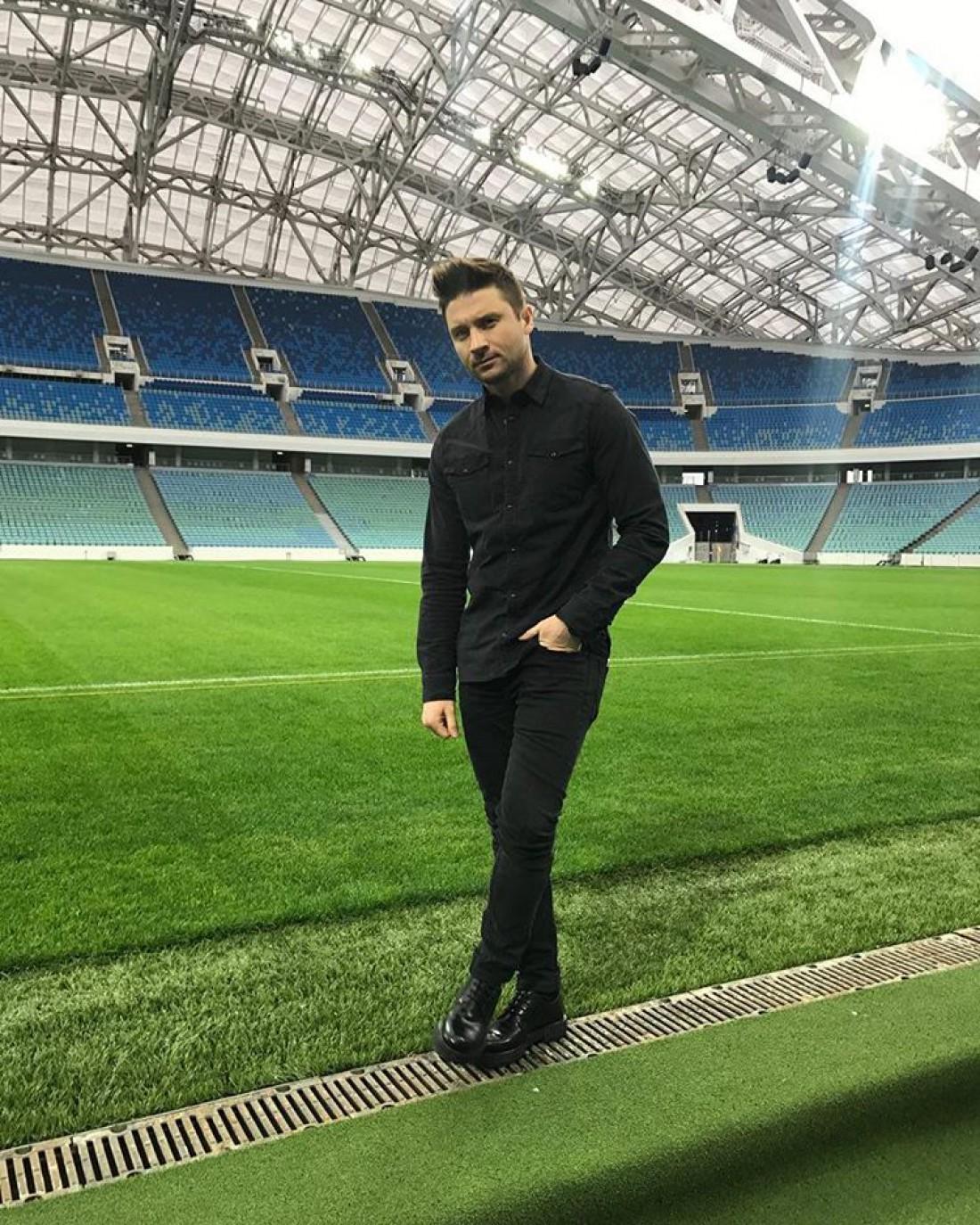 Евровидение 2017 Россия: Сергей Лазарев