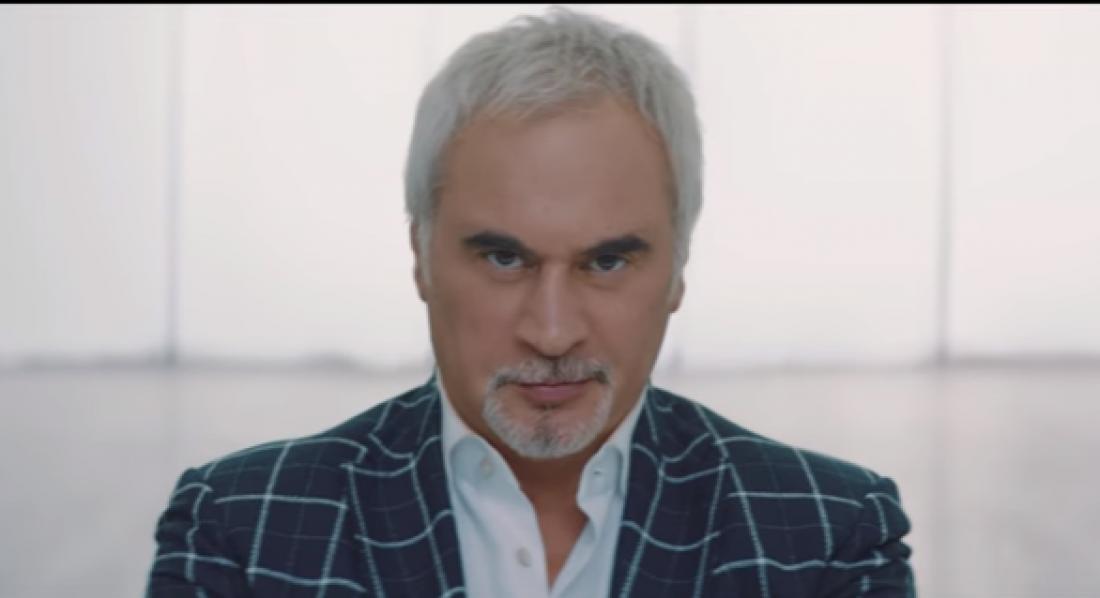 Валерий Меладзе презентовал клип Свобода или сладкий плен