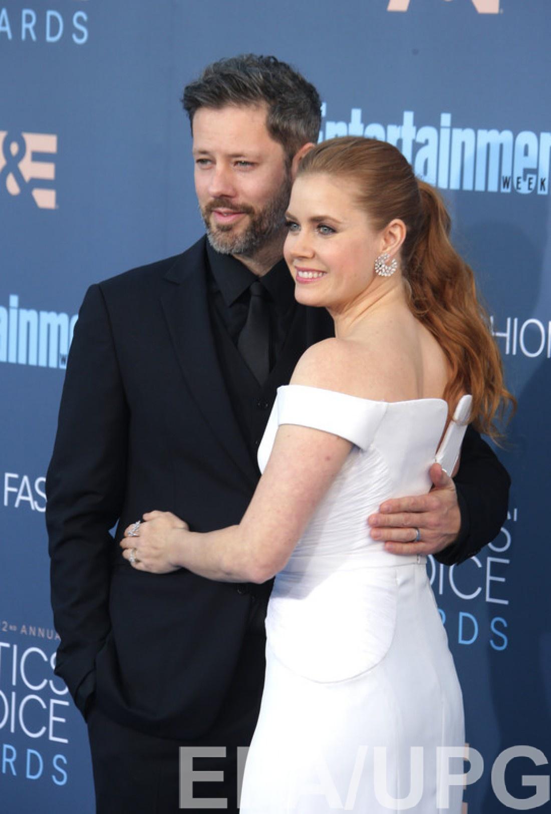 Эми Адамс и Даррен Ле Галло на Critics' Choice Awards 2016