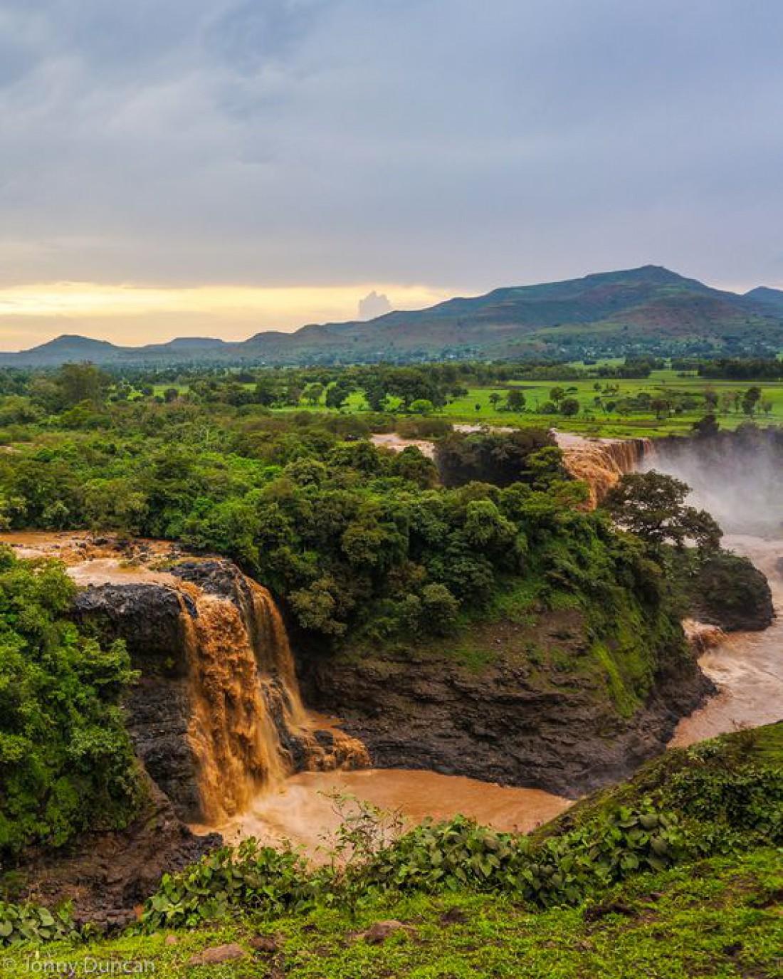 Неповторимая красота Эфиопии: Лучшие туристические места